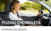 Poznaj Chevroleta