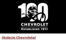 100 lat Chevroleta